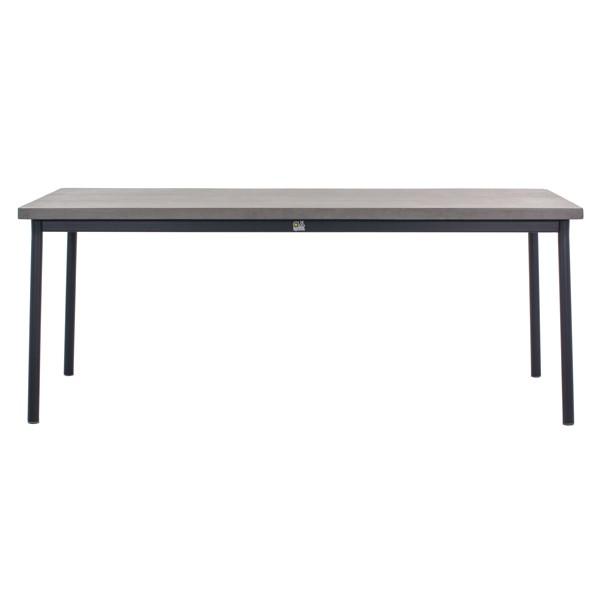Apple Bee Milou Tisch schwarz-bronze 240x100
