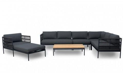 Niehoff Gartenmöbel Loungegarnitur Azuri 3