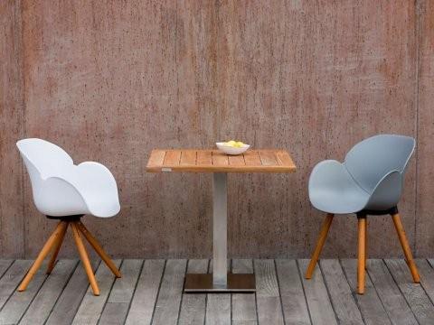 Niehoff Gartenmöbel-Sitzgruppe Sushi-Bistro 3