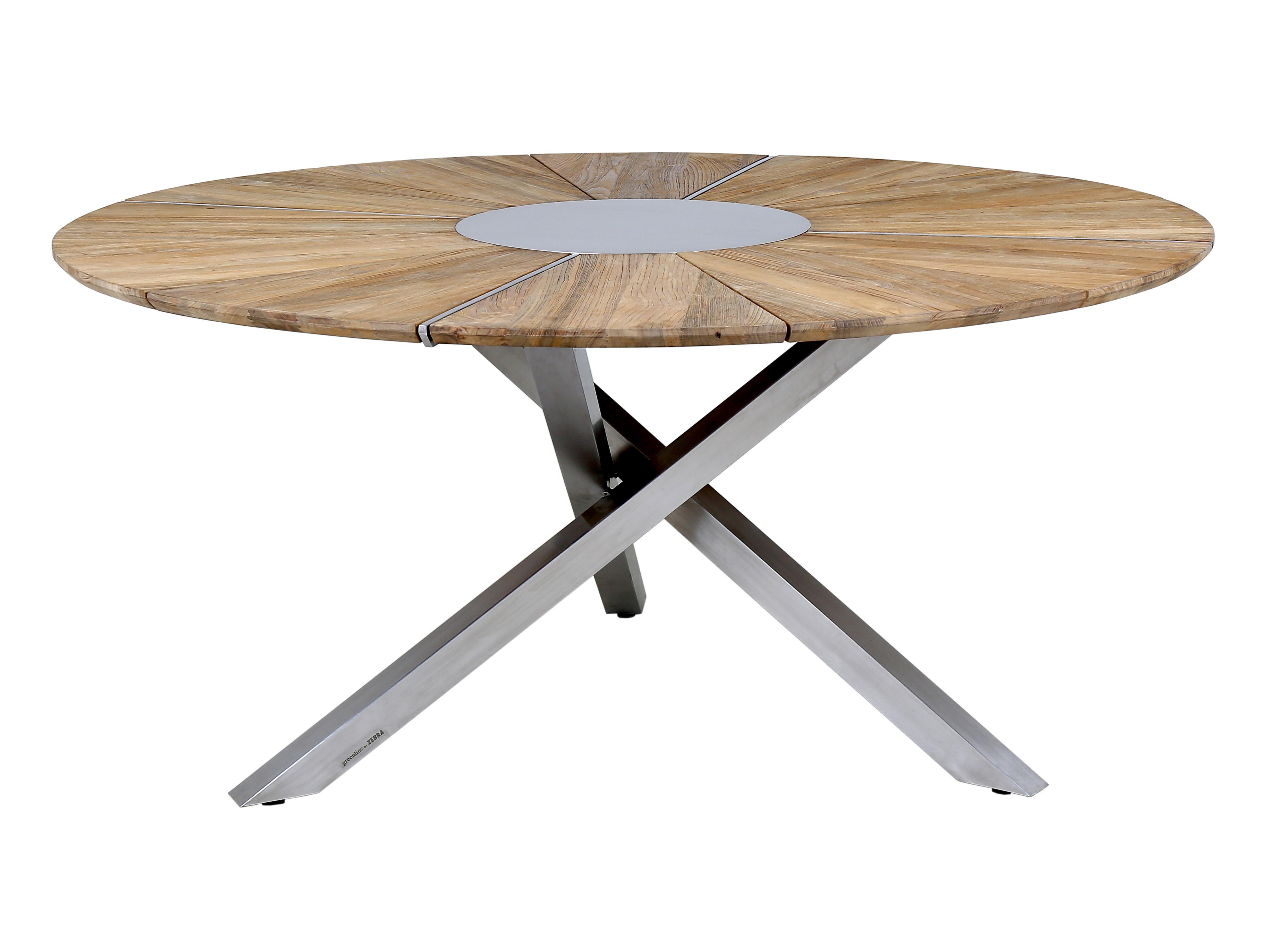 Zebra Oryx Edge Tisch 160cm
