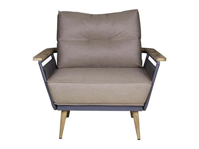 Zebra Flix Lounge Sessel