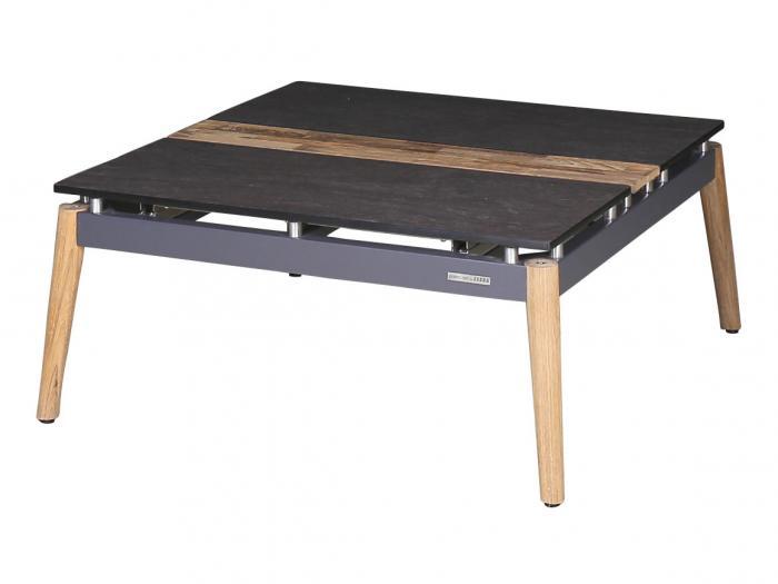 Zebra Flix Lounge Tisch 4-Bein, verstellbar