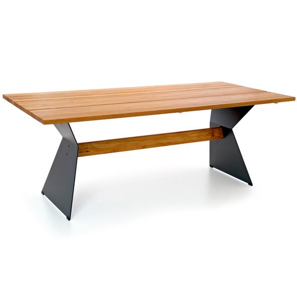 Niehoff Nero Tisch 220cm, Teak geölt
