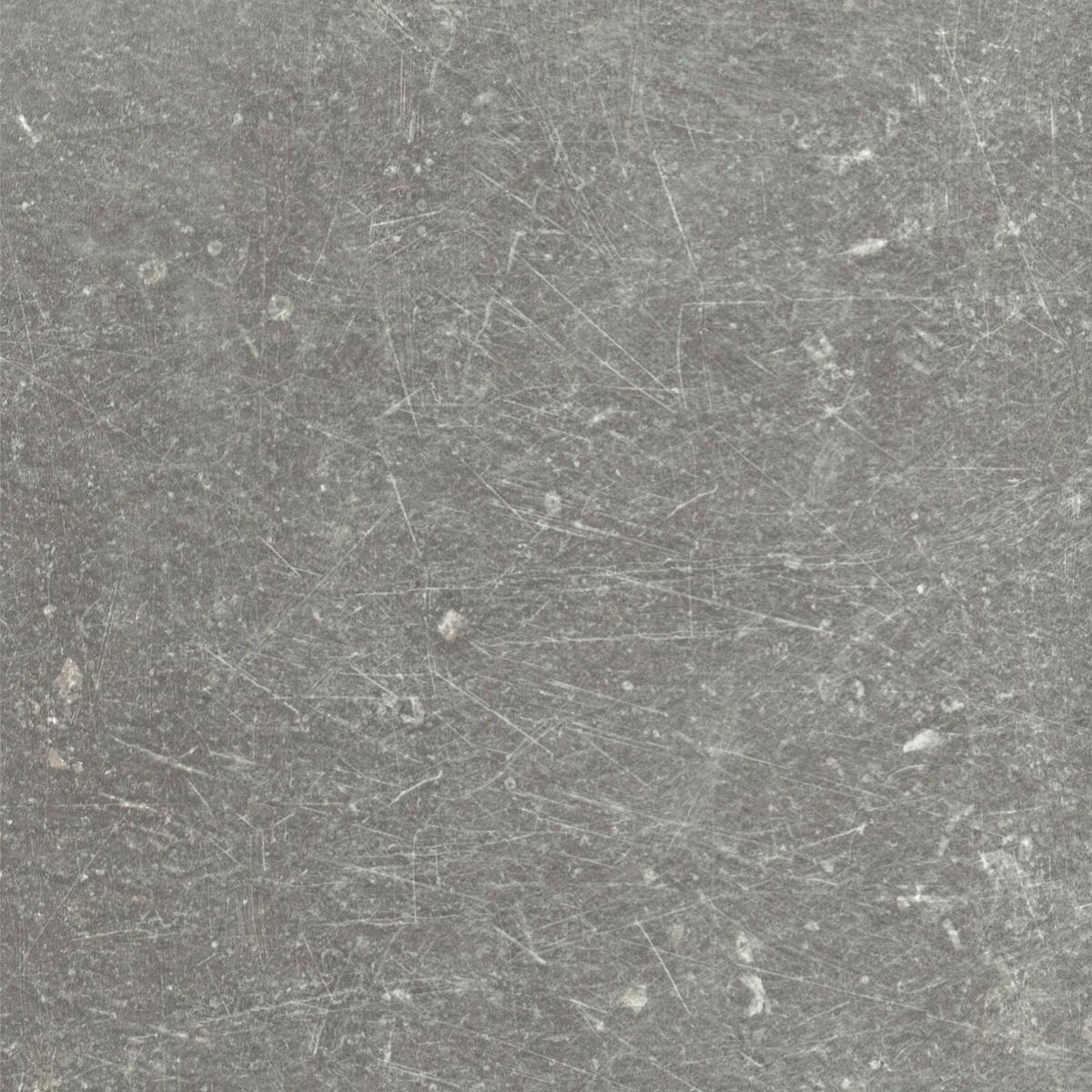 Ausschnitt der Sela Tischplatte Scratched Grey.