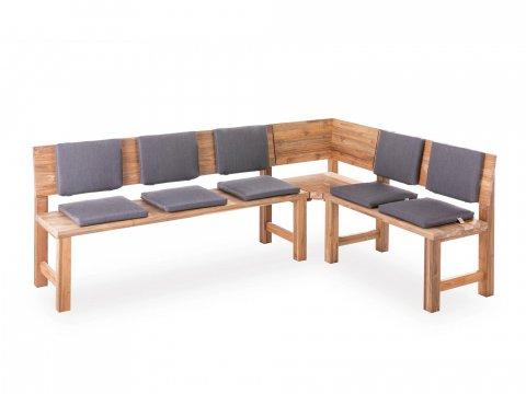 Niehoff Gartenmöbel Sitzgruppe Unit 2