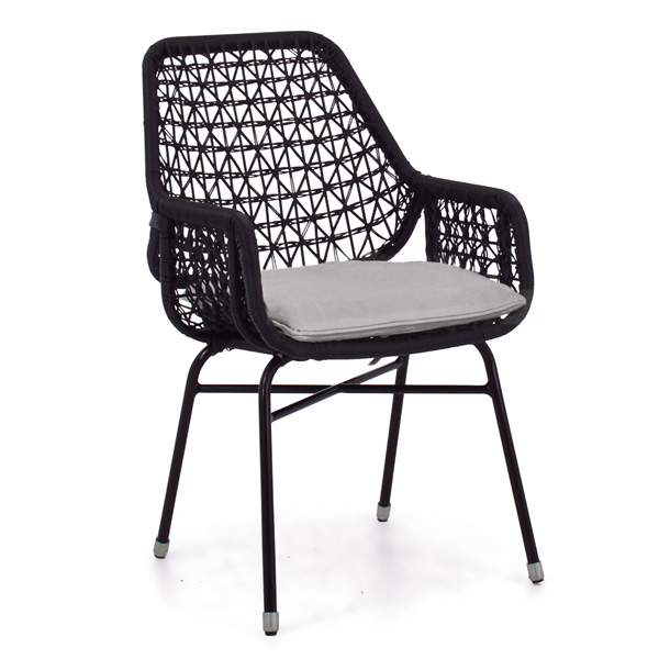 Apple Bee Zara Dining Chair black