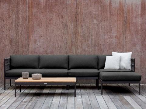 Niehoff Gartenmöbel Loungegarnitur Azuri 1