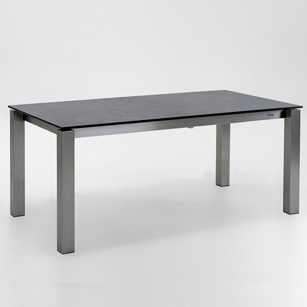 Niehoff Natascha Tisch verlängerbar, HPL Beton-Design