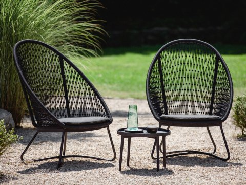 Niehoff Gartenmöbel Loungegruppe Kuta