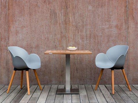 Niehoff Gartenmöbel-Sitzgruppe Sushi-Bistro