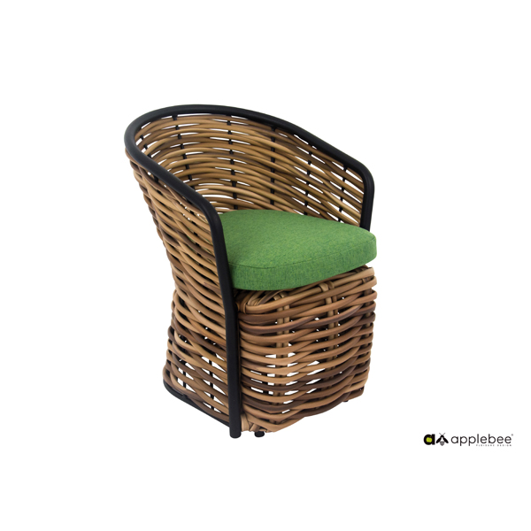Apple Bee Cocoon Dining Armchair