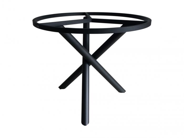 Zebra Mikado Tischgestell Graphite