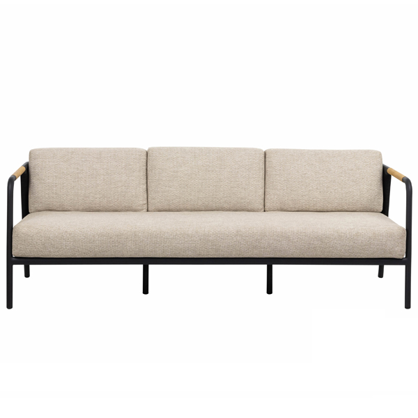 Apple Bee Elle Loungesofa 3-Sitzer