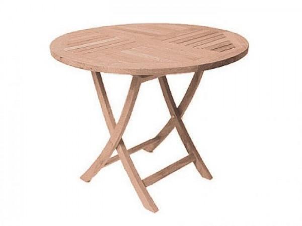 Zebra Poker Tisch 90cm