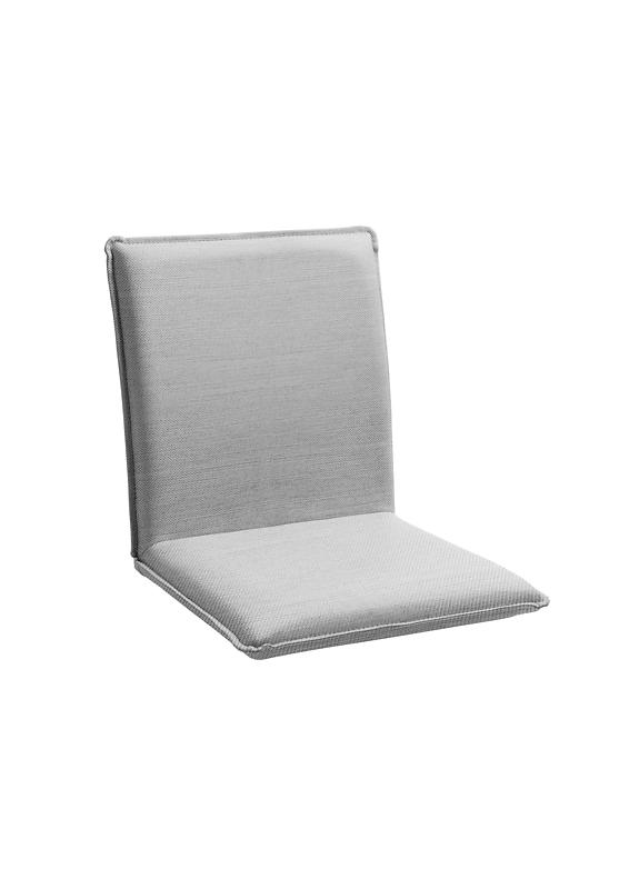 Niehoff Nette Sitzschale Batyline Eden grau