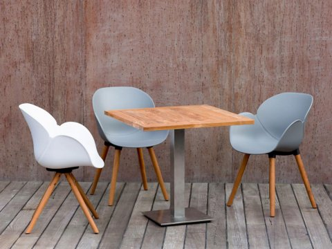 Niehoff Gartenmöbel-Sitzgruppe Sushi-Bistro 2