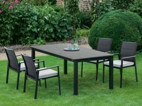 Niehoff Gartenmöbel Sitzgruppe Nelson-Nancer 2