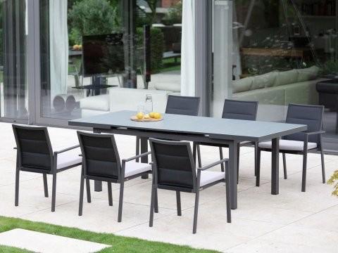 Niehoff Gartenmöbel Sitzgruppe Nancer-Nancy 1