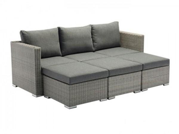 Zebra Jack Lounge Set Comfort Slate