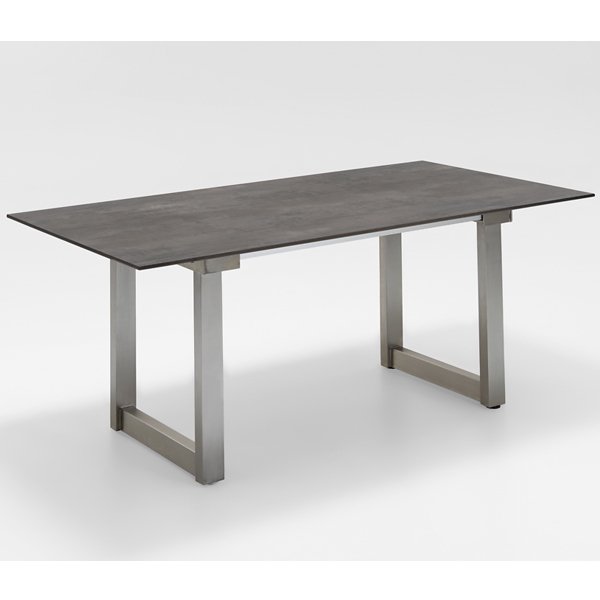 Niehoff Nando Ausziehtisch 180cm Granit Design