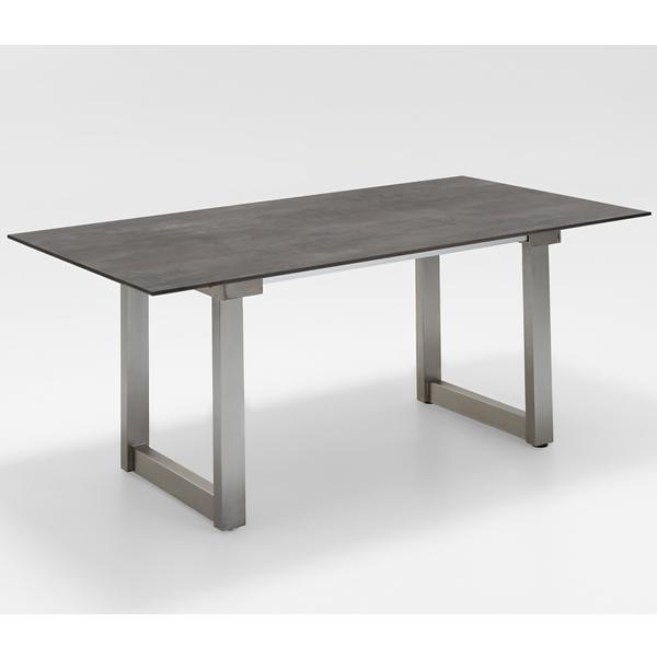 Niehoff Nando Ausziehtisch 200cm Granit Design