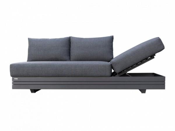 Zebra Cubo Lounge 3-Sitzer
