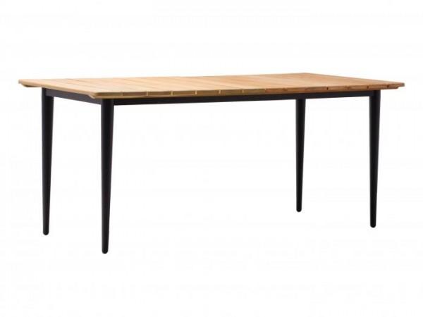 Die Abbildung zeigt, abweichend zum Artikel, den Tisch Spider 160cm.