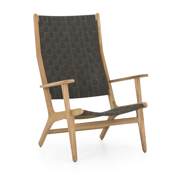 Apple Bee Luc Lounge Chair hoch