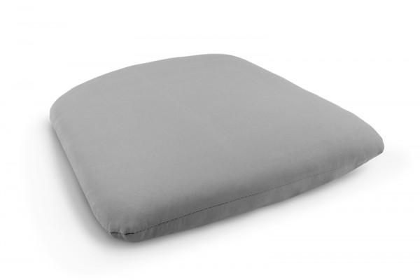 Niehoff Nizza Sitzkissen grau, 38x38cm