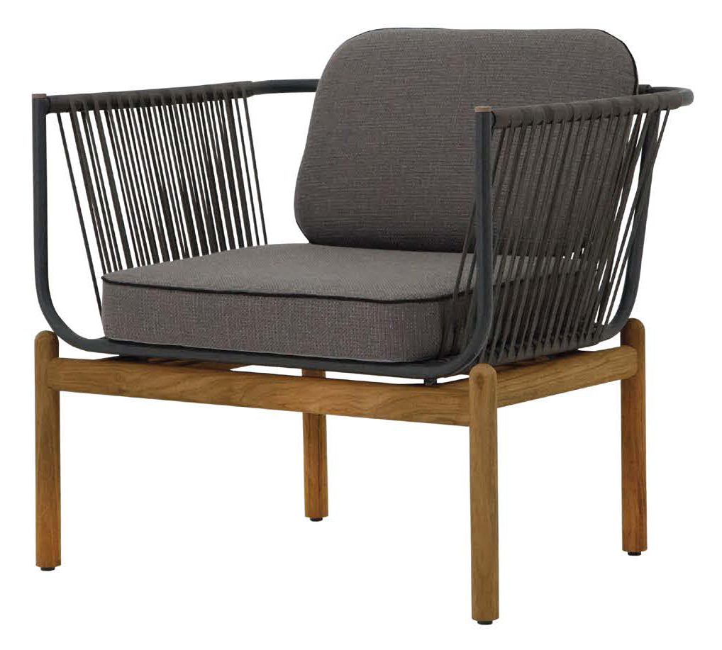 Zebra Pollux Lounge 1-Sitzer