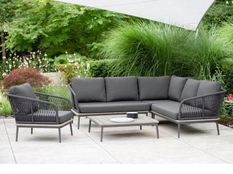 Niehoff Gartenmöbel Loungegarnitur Freeport 1