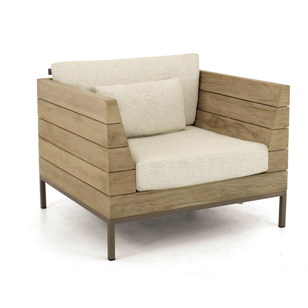 Apple Bee Long Island Lounge Chair coastal