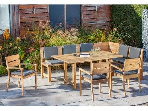 Niehoff Gartenmöbel Sitzgruppe Unit-Corsica