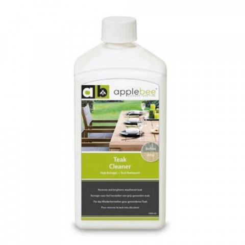Apple Bee Teak Cleaner