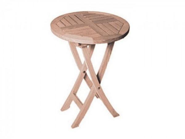 Zebra Poker Tisch 50cm
