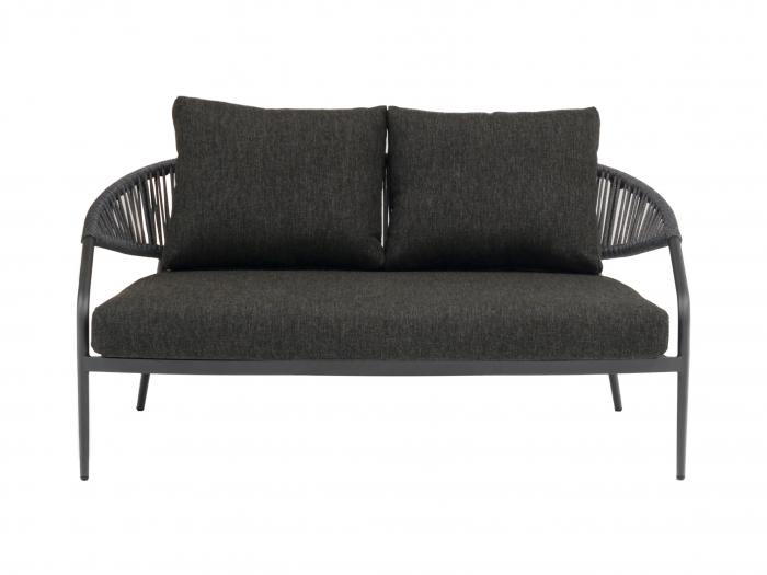 Zebra Pixel Lounge 2-Sitzer