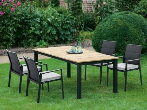 Niehoff Gartenmöbel Sitzgruppe Nelson-Nancer 1