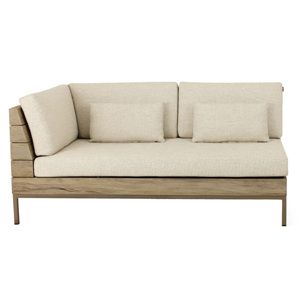 Apple Bee Long Island Sofa rechts coastal