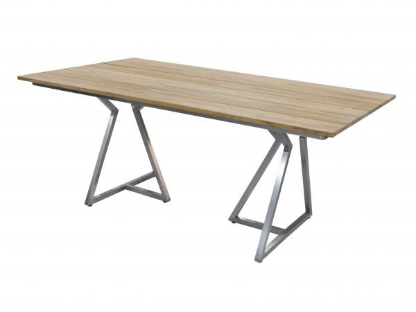 Zebra Triangel Tisch 180cm